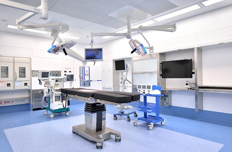 手術室背景